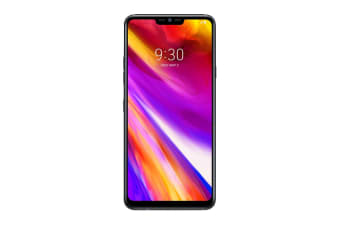 LG G7 ThinQ - LMG710EMW (64GB, Aurora Black)