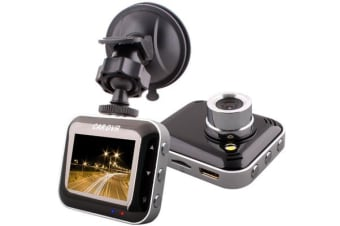 "Hd 1080P In Car Dvr Camera Recorder 2"" Tft Lcd Screen Wide Lens Dvr013N"