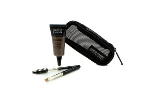 Make Up For Ever Aqua Brow Kit - #25 Ash (7ml/0.23oz)