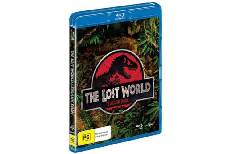 The Lost World : Jurassic Park (Blu-ray)