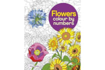 Colour by Numbers Flowers