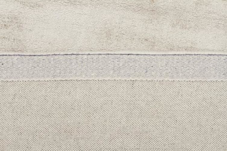Luxe Modern Distressed Rug Latte 280x190cm