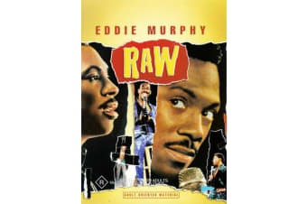 Eddie Murphy: Raw (Adult Oriented Material)  - Rare- Aus Stock Preowned DVD: DISC LIKE NEW