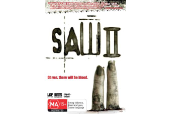 Saw II DVD Region 4