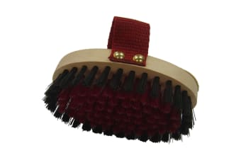 Equerry Body Brush (Claret)