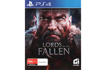 LORDS OF THE FALLEN PS4 PlayStation 4 Game - Disc Like New