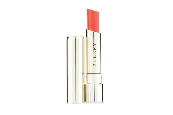 By Terry Hyaluronic Sheer Rouge Hydra Balm Fill & Plump Lipstick (UV Defense) - # 2 Mango Tango (3g/0.1oz)