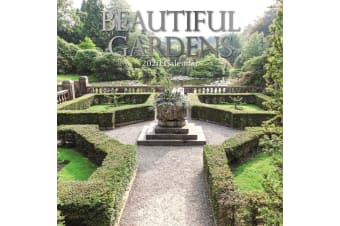 Beautiful Gardens - 2020 Wall Calendar 16 month Premium Square 30x30cm (DD)