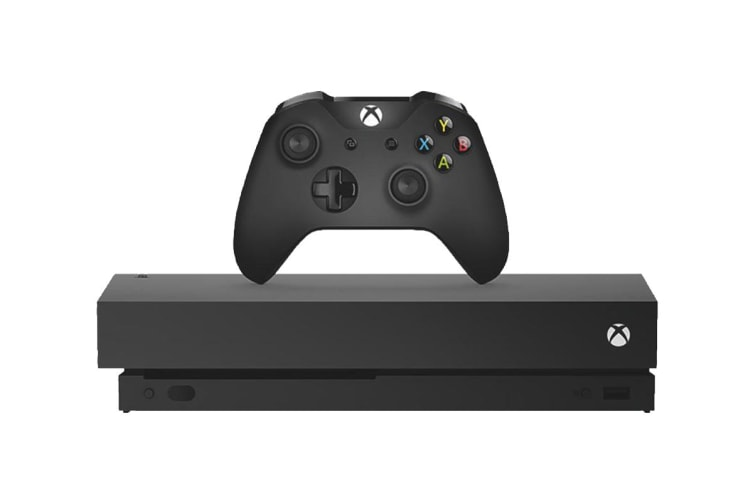 Xbox One X Console 1TB with Forza Horizon 4 + LEGO Speed Champions DLC