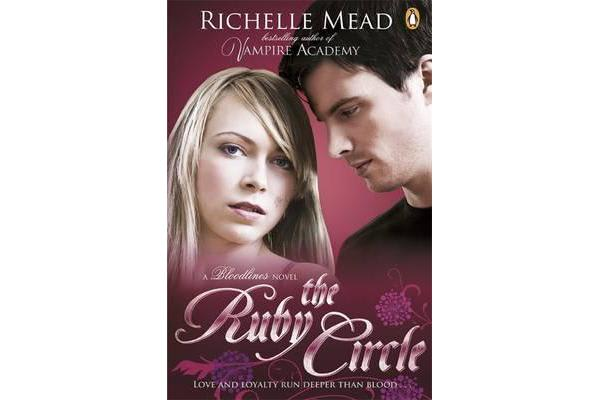 Bloodlines - The Ruby Circle (book 6)