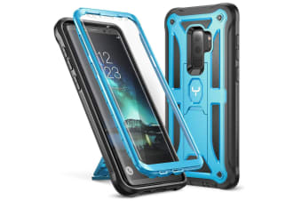 YOUMAKER HEAVY DUTY Shockproof KickStand Case Cover for Samsung Galaxy S9