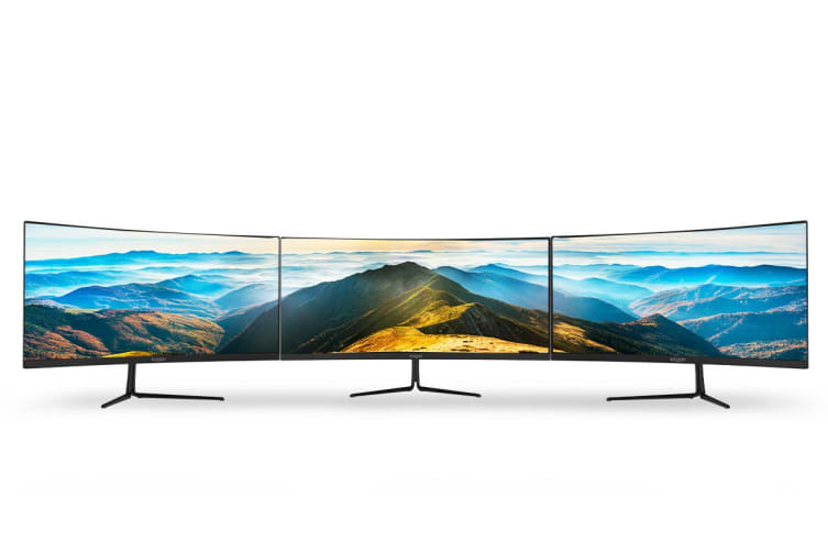 "Kogan 29"" Curved 21:9 Ultrawide 100Hz FreeSync Gaming Monitor (2560 x 1080)"