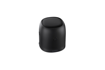 AUKEY Mini Bluetooth Speaker with Enhanced Bass and Metal Housing Portable Radio