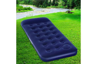 Bestway Single Air Bed Inflatable Mattresses Sleeping Mats Home