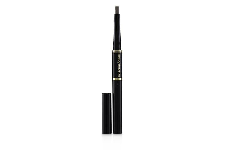 KISS ME Heavy Rotation Fit Fiber In Double Eyebrow Pencil - # 01 Natural Brown 0.39g/0.014oz