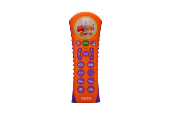 FOXTEL Kids Remote (Orange)
