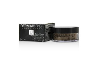 Dermablend Cover Creme Broad Spectrum SPF 30 (High Color Coverage) - Cafe Brown 28g