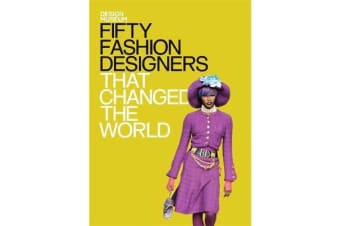 Fifty Fashion Designers That Changed the World - Design Museum Fifty