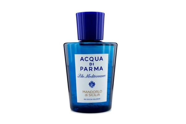 Acqua Di Parma Blu Mediterraneo Mandorlo Di Sicilia Pampering Shower Gel (New Packaging) (200ml/6.7oz)