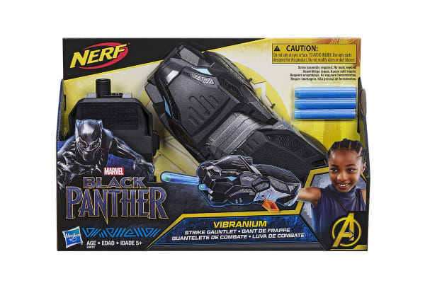 Marvel Black Panther Vibranium Strike Gauntlet