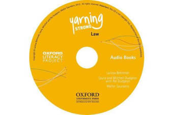 Yarning Strong Audio Books Law - Theme : Law