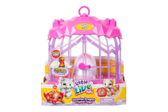 Little Live Pets Surprise Dragon Playset S1
