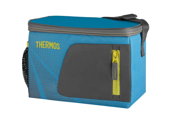 Thermos Radiance 6 Can Soft Cooler (Light Blue)