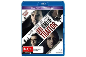 Our Kind of Traitor (Blu-ray/UV)