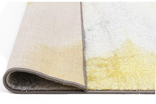Lucid Dream Modern Rug Yellow 330x240cm