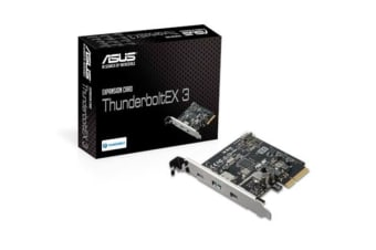 Asus THUNDERBOLTEX 3 card
