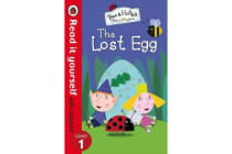 Ben And Holly's Little Kingdom - The Lost Egg - Read it yourself with Ladybird: Level 1