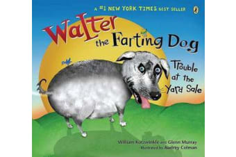 Walter the Farting Dog - Trouble at the Yard Sale