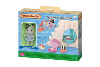 Sylvanian Families Seaside Treasure Chest