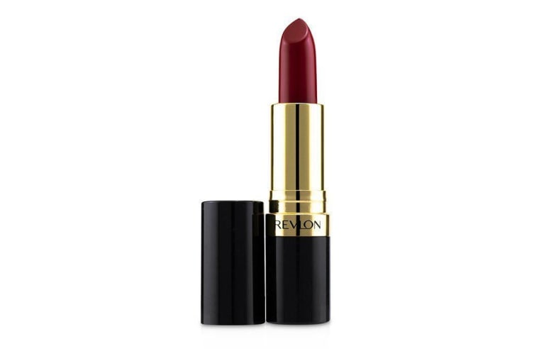 Revlon Super Lustrous Lipstick - # 740 Certainly Red (Creamy Strawberry Red) 4.2g/0.15oz