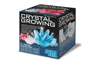 Crystal Growing Kit | 4M - Multi-coloured