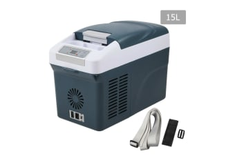 15L Portable Fridge & Freezer