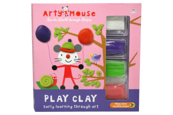 Arty Mouse Play Clay