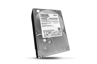 Toshiba 2TB Internal Hard Disk Drive