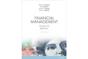 Financial Management - Principles and Applications