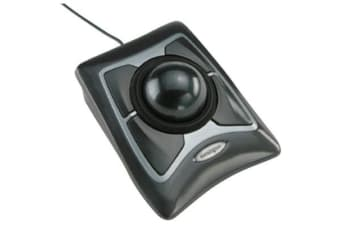 Kensington 64325 TRACKBALL - EXPERT MOUSE - USB with PS/2 Adapter - Optical - 1.8m Cable