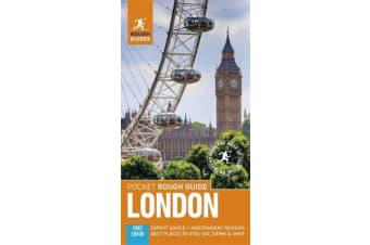 Pocket Rough Guide London (Travel Guide with Free eBook)