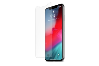 STM GLASS SCREEN PROTECTOR IPHONE XS - CLEAR