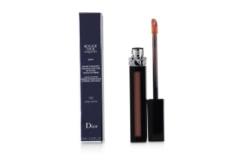 Christian Dior Rouge Dior Liquid Lip Stain - # 162 Miss Satin (Pinky Coral) 6ml
