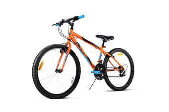 Huffy 24 Inch 60cm Mountain Bike Men's Women's Unisex Bicycle 15-Speed City Road