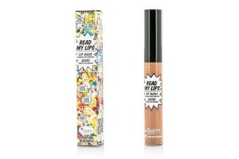 TheBalm Read My Lips (Lip Gloss Infused With Ginseng) - #Snap! 6.5ml