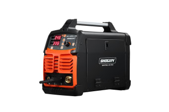 All IN One DC Inverter Welder MIG MAG TIG ARC MMA Gas Gasless 2T 4T Welding