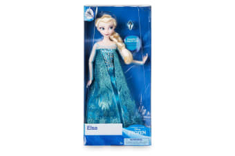 Elsa Classic Doll with Ring
