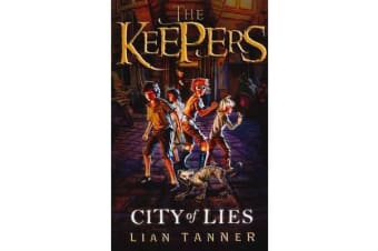 City of Lies - the Keepers 2