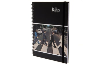 The Beatles Notebook (Multicolored)
