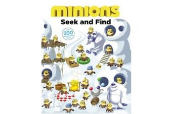 Minions - Seek and Find